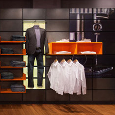 System 1224: A Modular Shelving, Display, and Cabinet System | Display stands | B+N Industries