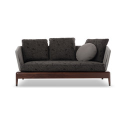 Indiana Sofa | Garden sofas | Minotti