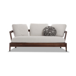 Virginia Outdoor Canapé | Sofas de jardin | Minotti