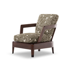 Virginia Outdoor Armachair | Garden armchairs | Minotti