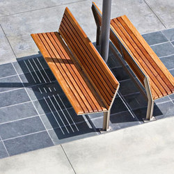 Knight Family | Garden benches | Forms+Surfaces®
