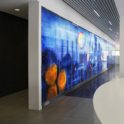 LightPlane Panels | Back illuminated panels | Forms+Surfaces®