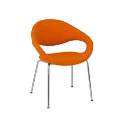 Samba Arm Chair | Visitors chairs / Side chairs | ERG International