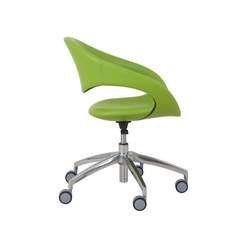 Samba Swivel Chairs | Sedie girevoli da lavoro | ERG International