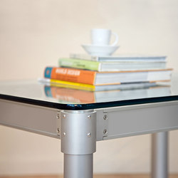 Coffee Table Hardware | Patas de mesa | Gyford StandOff Systems®