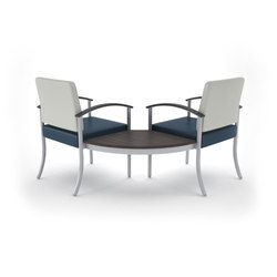 Westlake metal arm chairs | Sedie attesa | ERG International