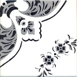 LR PO Barcellona nero | Floor tiles | La Riggiola