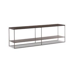 Calder Bronze Console | Sideboards | Minotti