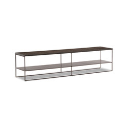 "Calder ""Bronze"" Console | Sideboards | Minotti"