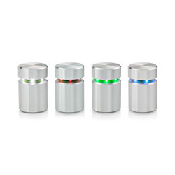 LED Standoffs | Glass holders | Gyford StandOff Systems®