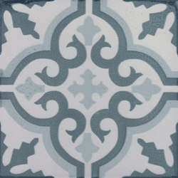 LR 12541 Essaouira grigio e grigio chiaro | Floor tiles | La Riggiola