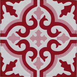 LR 12541 Essaouira rosso e rosa | Piastrelle/mattonelle per pavimenti | La Riggiola