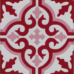 LR 12541 Essaouira rosso e rosa | Floor tiles | La Riggiola