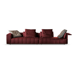 Freeman Tailor Sofa | Lounge sofas | Minotti