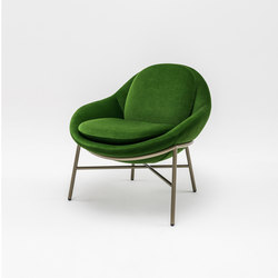 Oyster Armchair | Poltrone lounge | Comforty