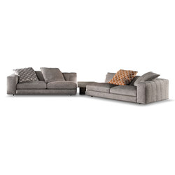 Freeman Tailor Sofa | Loungesofas | Minotti