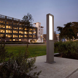 Tangent Family | Bollard lights | Forms+Surfaces®