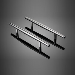 Tubular Door Pulls | Türgriffe | Forms+Surfaces®