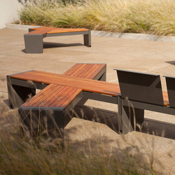 Vector Seating System   Bancos   Forms+Surfaces®