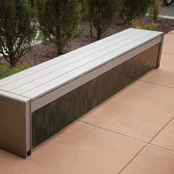 Vector Seating System | Bancos de exterior | Forms+Surfaces®