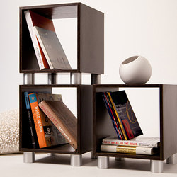 StandOff Bookcase | Möbelfüsse | Gyford StandOff Systems®