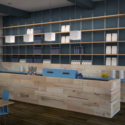 CRAFTWAND® - coffee shop design | Comptoirs de bar | Craftwand
