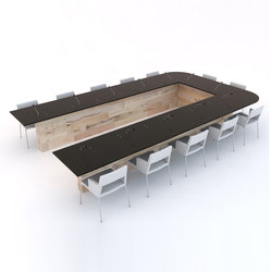 CRAFTWAND® - conference table design | Mesas de conferencias | Craftwand