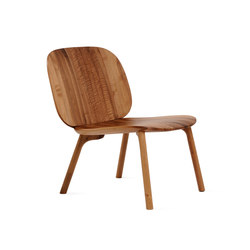 Unna Lounge Chair | Poltrone | Zanat