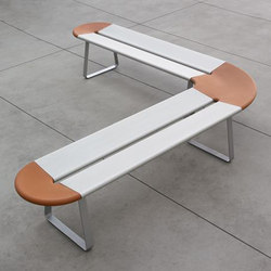 Bench Seating | Panche da giardino | Peter Pepper Products