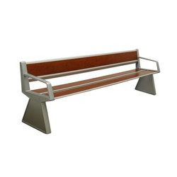 Bench Seating | Bancos de jardín | Peter Pepper Products