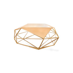 Archimedes Bronze Limited Edition Coffee Table | Lounge tables | Matthew Shively