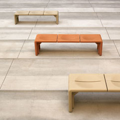 Crater | Garden benches | Peter Pepper Products