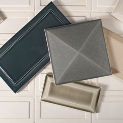 Bevels and Frames | Carrelage céramique | Pratt & Larson Ceramics