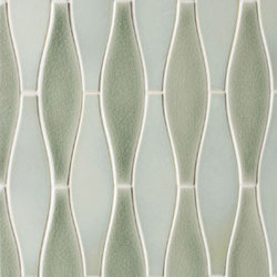 Elongated Shapes | Mosaïques | Pratt & Larson Ceramics