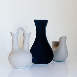 Custom Pottery | Vases | Leslie Ann Wigon Art & Design