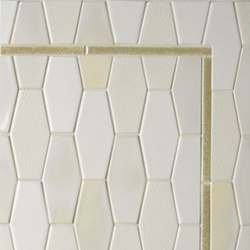 Elongated Shapes | Mosaici ceramica | Pratt & Larson Ceramics