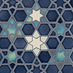 Mosaic Glazed Ceramic Tile | Mosaïques | Pratt & Larson Ceramics