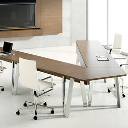 Agility Conference Tables | Mesas de conferencias | Nucraft