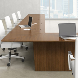 Ativa Conference Tables | Konferenztischanlagen | Nucraft