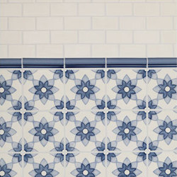 Motif - Blue | Ceramic tiles | Pratt & Larson Ceramics