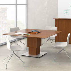 Elevare Conference Tables | Tables multimédia pour conferences | Nucraft