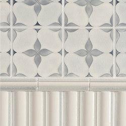 Motif Glazed Ceramic Tile | Keramik Fliesen | Pratt & Larson Ceramics