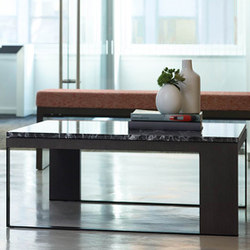 Emme Occasional Tables & Benches | Mesas de centro | Nucraft