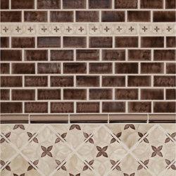 Motif Sepia | Wandfliesen | Pratt & Larson Ceramics