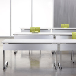 Fleet Training Tables | Tavoli multiuso | Nucraft