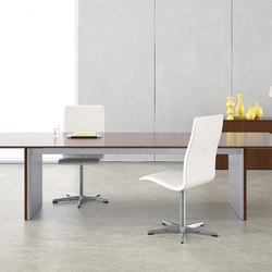 Flow Conference Tables | Objekttische | Nucraft