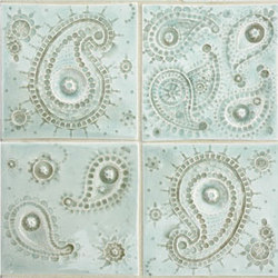 Paisley Series | Ceramic tiles | Pratt & Larson Ceramics