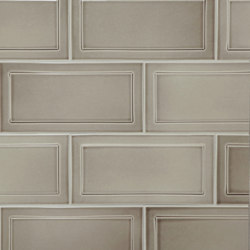 Recessed Frame | Ceramic tiles | Pratt & Larson Ceramics