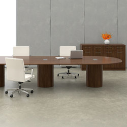 Forte Conference Tables | Tables collectivités | Nucraft