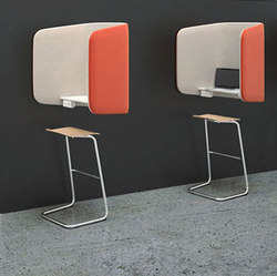 iBooth | Hotdesking / temporary workspaces | Peter Pepper Products